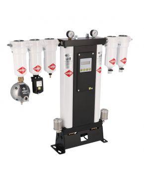 Ensemble de sécheur et d'absorption d'air ISO OFAG2 240 l/min Class Zero