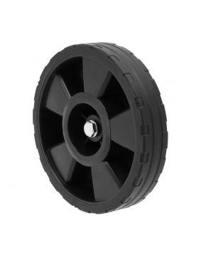 Kit complet avec roue, rondelle, axe et écrou pour 36844-E