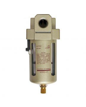 """Séparateur eau/huile 1/2"""" 10 bar 25 micron"""