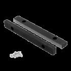Mâchoires de rechange 200 mm avec vis pour Étau 8