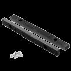 Mâchoires de rechange 250 mm avec vis pour Étau 10